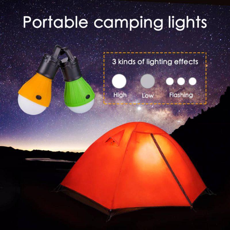 portable hiking light