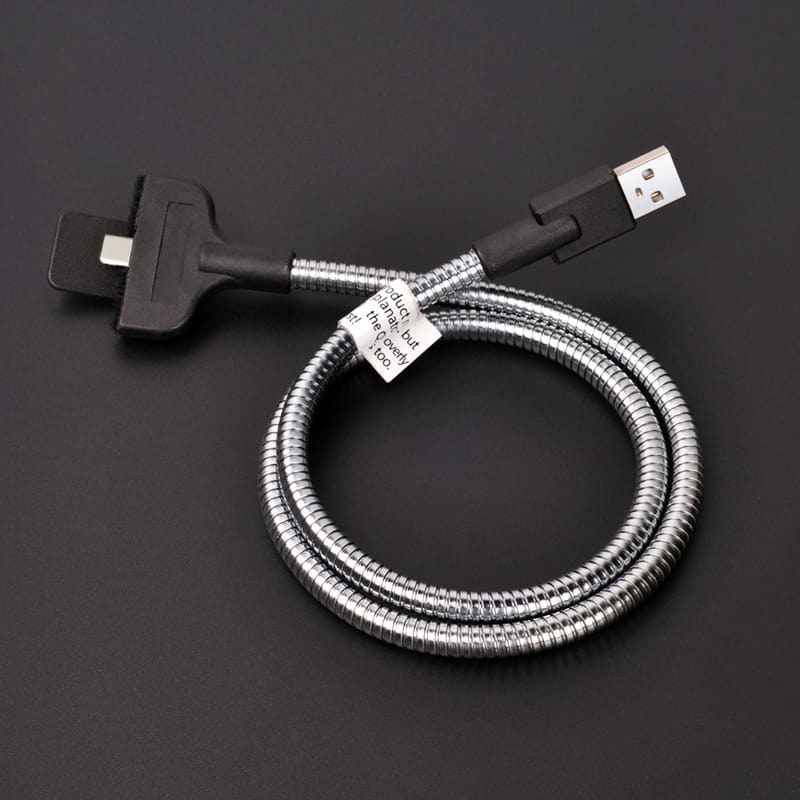 flexible phone charger