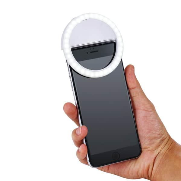 mobile selfie light