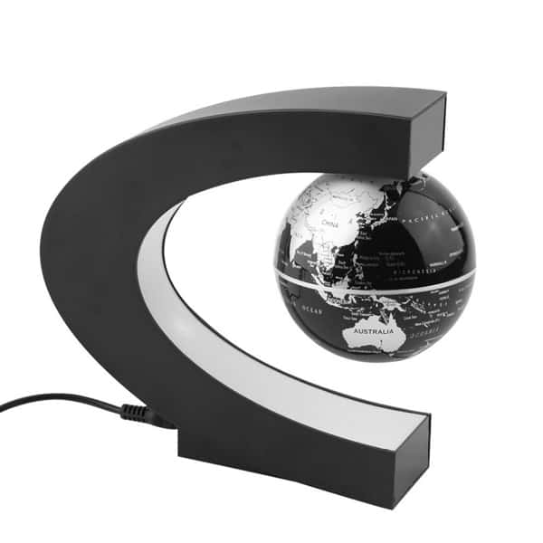 electrinic magnetic globe