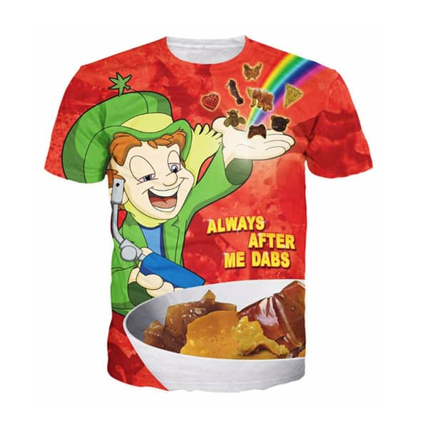 irish tshirt