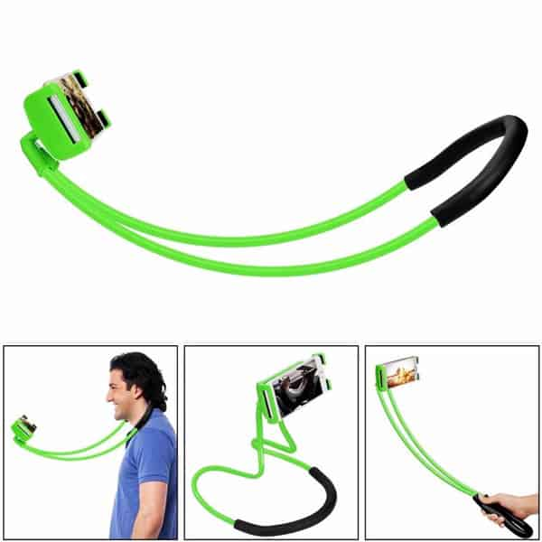universal phone holder green
