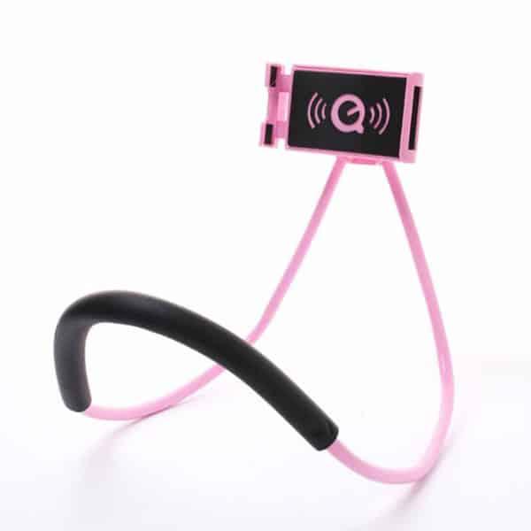 universal phone holder pink