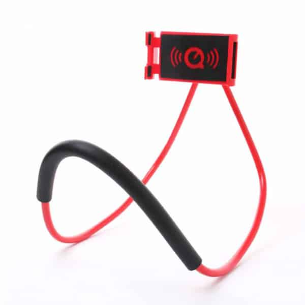 universal phone holder red