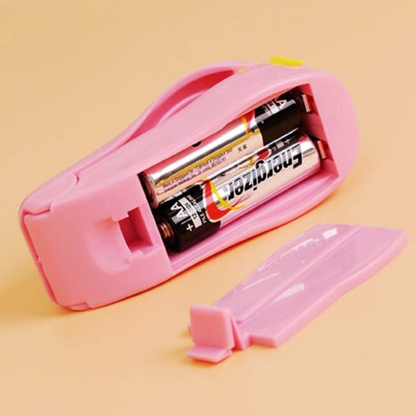 heat sealer pink